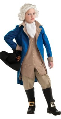 Rubie\'s Deluxe George Washington