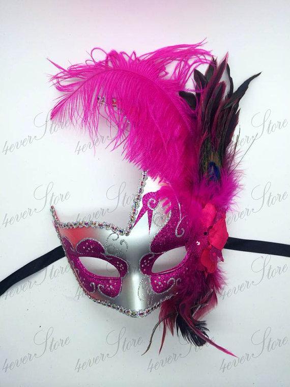 Venetian Hot Pink