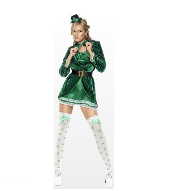 Fever Leprechaun Costume