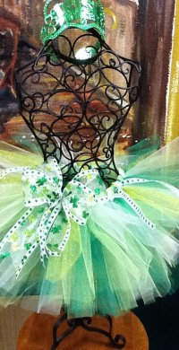 St. Patrick\'s Day Adult Tutu