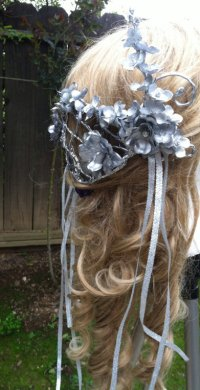 Sarah\'s Headpiece