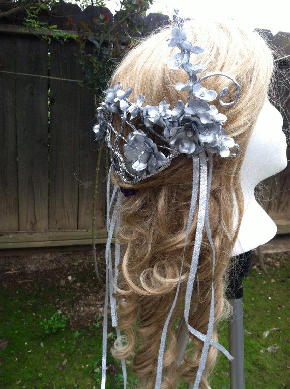 Sarah\'s Headpiece