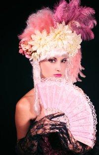 Marie Antoinette Rococo Wig