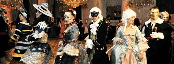 "2015 ""Venice is Sinking"" Masquerade Ball"