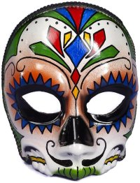 Dia De Los Muertos Mask for Men