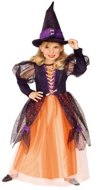 Little Princess Witch Costume