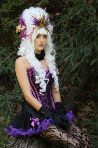 Marie Antoinette-Anime Cosplay Wig