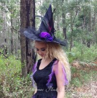Medieval Halloween Gothic Dress