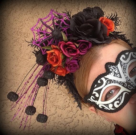 Spider Halloween Headband