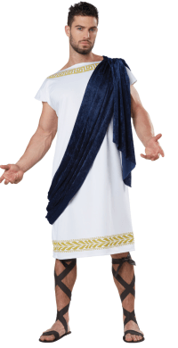"alt=""greek toga costume"""