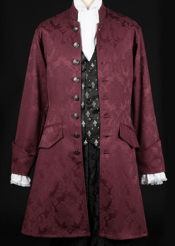 "alt=""Period style frock coat 18th Century"""