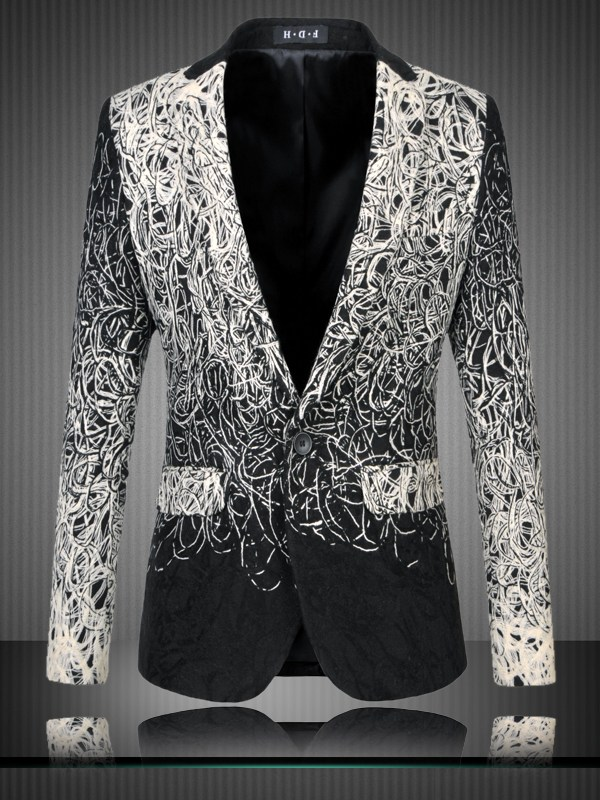 "alt=""men's fancy party blazer"""