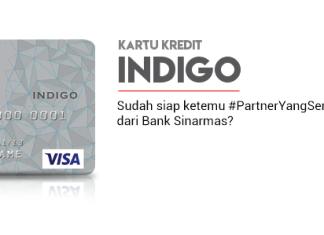 kartu kredit Indigo