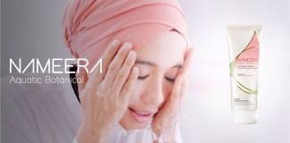 cara membersihkan wajah