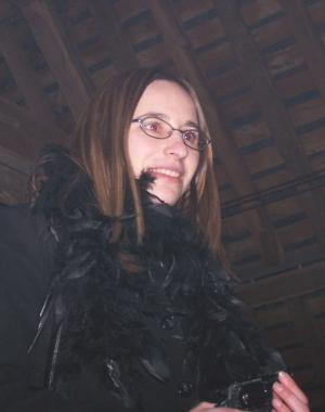 Sandrine, alias Mondeaubel, pilote dans l'aéronavale Poirot d'or Février 2005