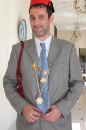 Luc alias Ali Ben Iznogoud Poirot d'or Mai 2011