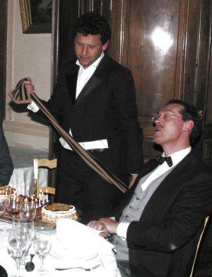 Charles-Henry, alias le député Tacheronde, Janvier 2003