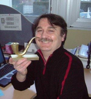 Jean-Claude, alias Adam Stout, riche brasseur de bière, Sherlock d'or Janvier 2006