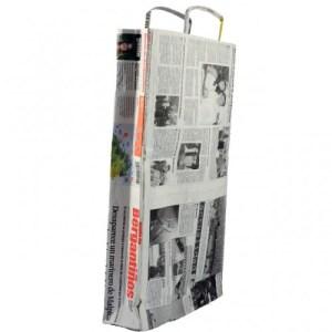Bolsa papel reciclado GrandeLarga