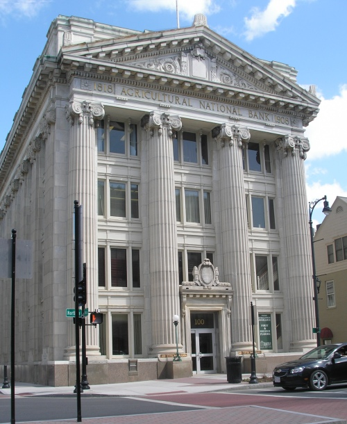 First Agricultural National Bank, Pittsfield