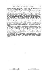 History of Weymouth, Massachusetts, vol. 1, p. 75