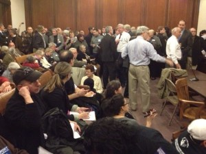 State House 93A Hearing