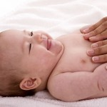 Massage Antwerpen Babymassage