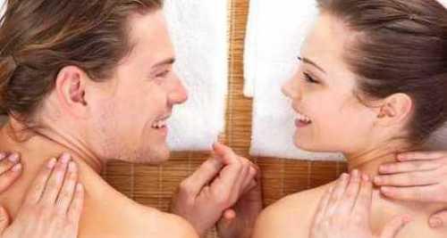 couples massage - mobile services