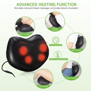 Pictek Shiatsu Massage Pillow