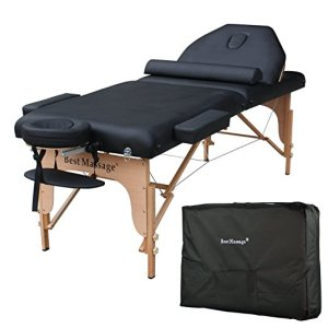 """77"""" Long 30"""" Wide 4"""" Pad Massage Table"""