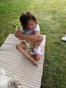 yoga-enfants-téléphone