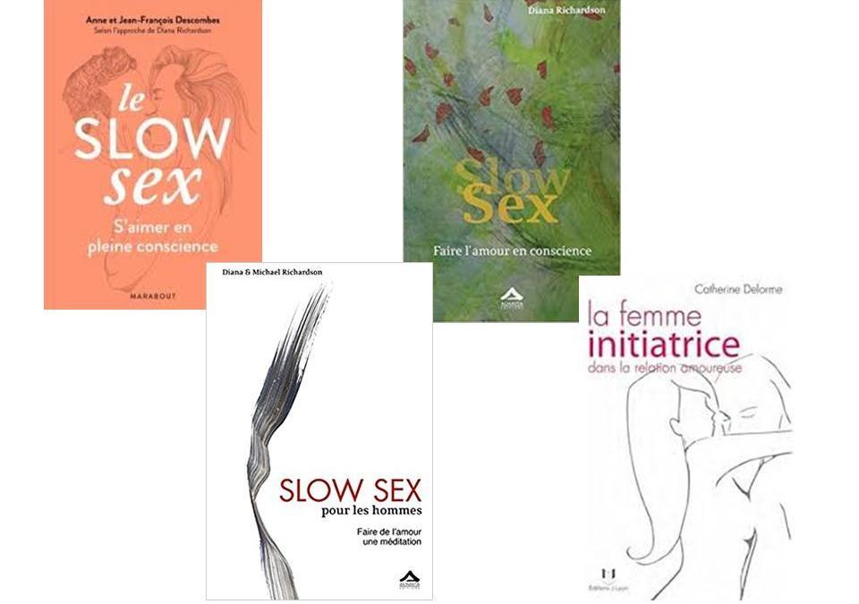 Conférence sur le slow sex : Mardi 13 février 2018