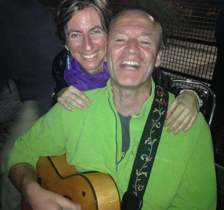 Claude Brame chante sur Le Crès le mercredi 21 février 2018