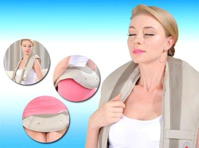 Máy massage lưng Shachu Hàn Quốc