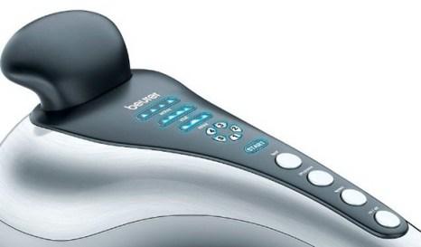Máy massage cầm tay 2 đầu hồng ngoại Beurer MG100