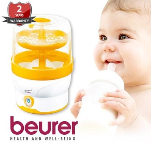 Máy tiệt trùng bình sữa trẻ em Beurer BY76