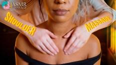 Asmr shoulder massage by Anna | rp no talking