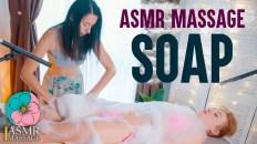 ASMR soap Turkish full body massage by Anna