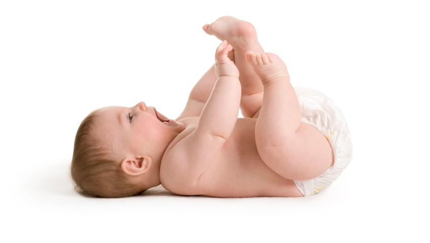 baby massage with Massage Your Baby