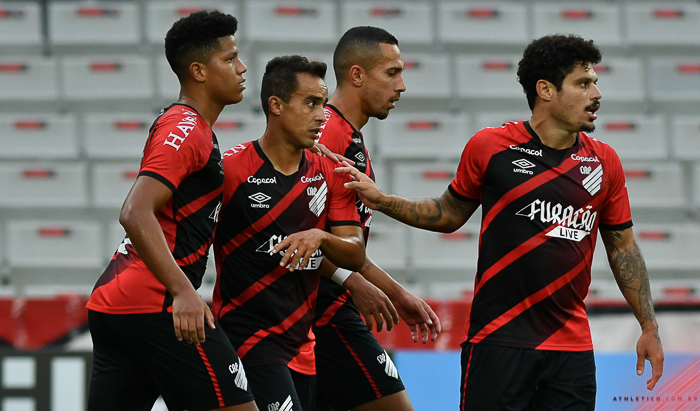 Divulgação/Athletico