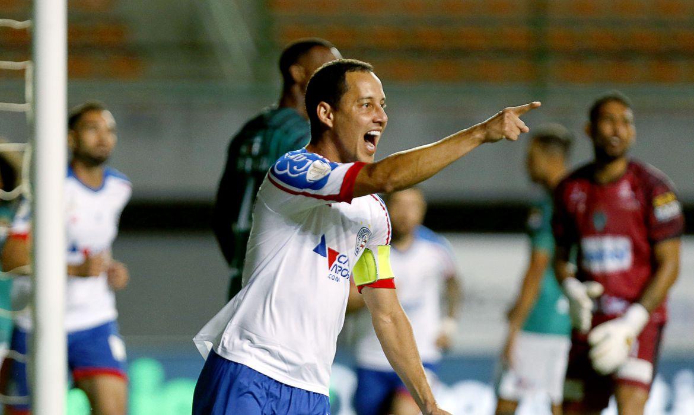 Felipe Oliveira/EC Bahia