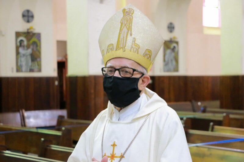 bispo ponta grossa