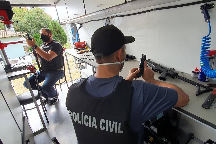 Divulgação/PCPR/SESP