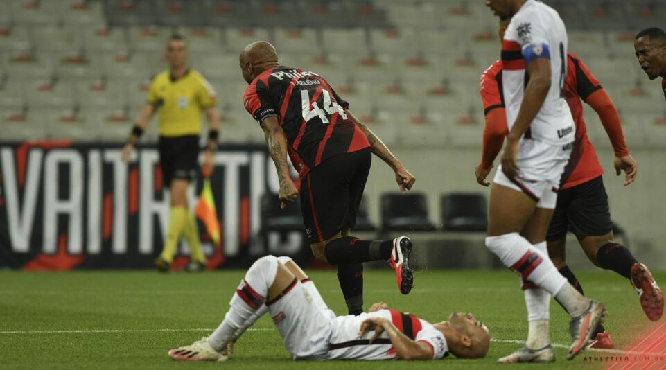 Fabio Wosniak/athletico.com.br