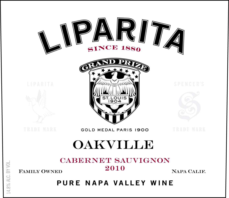 Liparita Napa Valley Cabernet Sauvignon 750ml 12