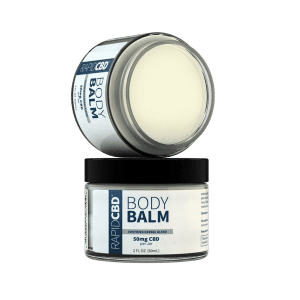 Rapid CBD Body Balm | 50mg