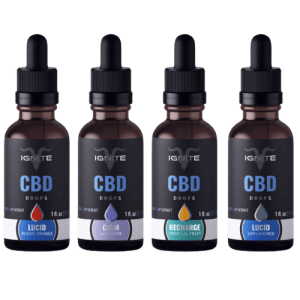 Ignite CBD Oil Drops 1000mg