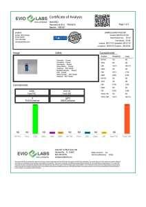 Broad Spectrum CBD Oil Tincture 5000mg COA Proleve CBD