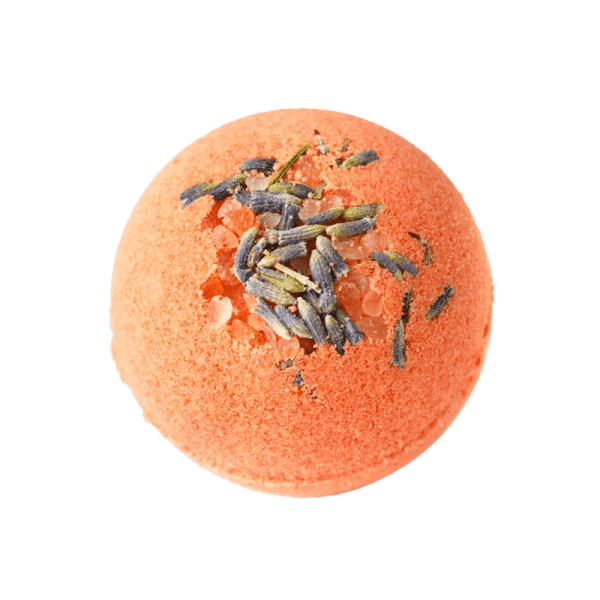 Organic CBD Bath Bomb Soothing Lavender 30mg Proleve CBD