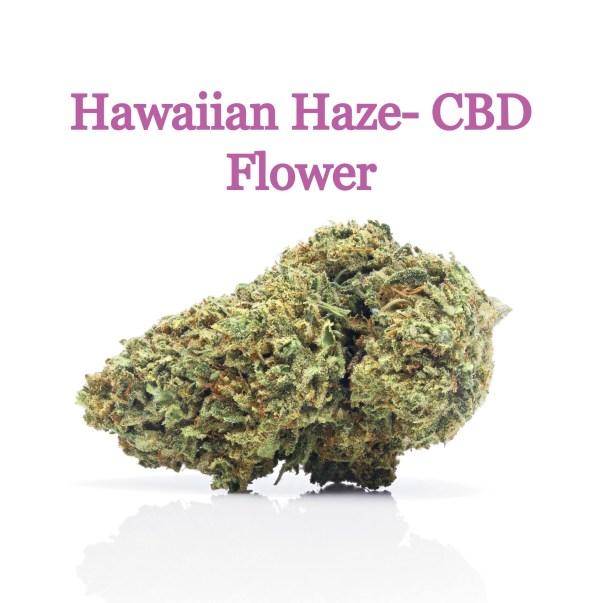Hawaiian Haze CBD Hemp Flower